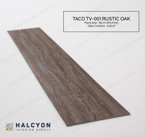 TV-001 Rustic Oak by Halcyon Interior