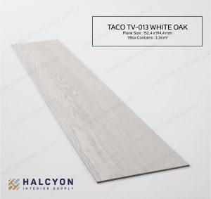 TV-013 White Oak by Halcyon Interior