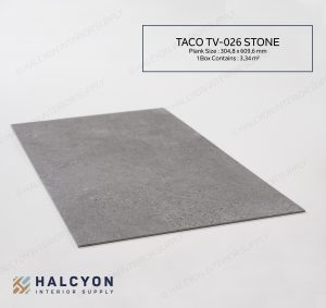TV-026 Stone by Halcyon Interior