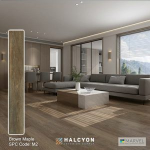 marvel-M2-Brown-Maple by Halcyon Interior