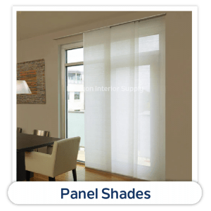 Panel Shade Product by Halcyon Interior
